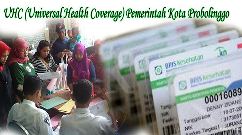 Jaminan Kesehatan Nasional ( JKN ) Pembiayaan Pemerintah Kota Probolinggo